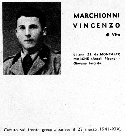 marchionni vincenzo